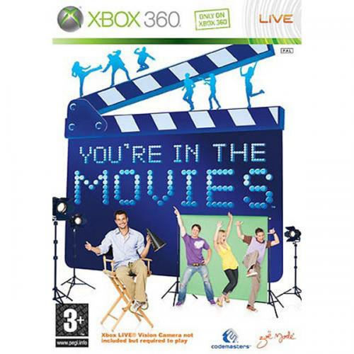 You're in the Movies + Камера (Xbox 360)