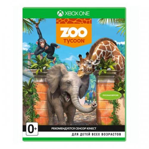 Zoo Tycoon (Xbox One)