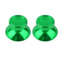Алюминиевые аналоговые стики Dualshock 4 (Зеленые)