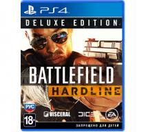 Battlefield Hardline. Deluxe Edition (PS4)