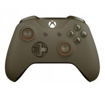 Беспроводной контроллер (WL3-00036) для Xbox One (Green/Orange)