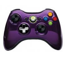 Геймпад Wireless Controller Chrome Purple (Xbox 360)