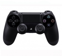 Геймпад Wireless DualShock 4 (CUH-ZCT1E) Черный (PS4)