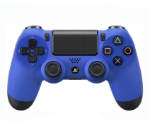 Геймпад Wireless DualShock 4 (CUH-ZCT1E) Синий (PS4)