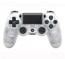 Геймпад Wireless DualShock 4 кристальный (PS4)