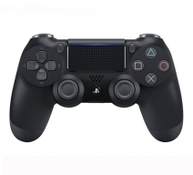 Геймпад Wireless DualShock 4 (CUH-ZCT2E) Черный (PS4)