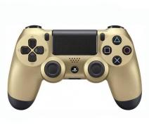 Геймпад Wireless DualShock 4 (CUH-ZCT1E) Золотой (PS4)