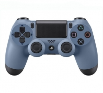 Геймпад Wireless DualShock 4 Серо-голубой (PS4)