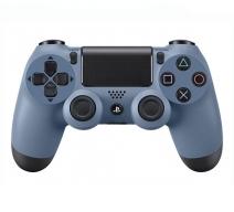 Геймпад Wireless DualShock 4 (CUH-ZCT1E) Серо-голубой (PS4)
