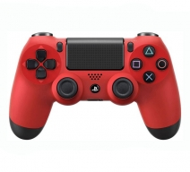 Геймпад Wireless DualShock 4 (CUH-ZCT1E) Красный (PS4)