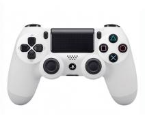 Геймпад Wireless DualShock 4 белый (PS4)