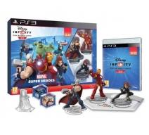 Disney Infinity 2.0. Marvel. Стартовый набор (PS3)