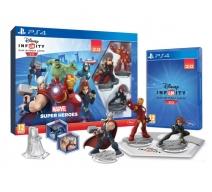 Disney Infinity 2.0. Marvel. Стартовый набор (PS4)