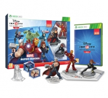 Disney Infinity 2.0. Marvel. Стартовый набор (Xbox 360)