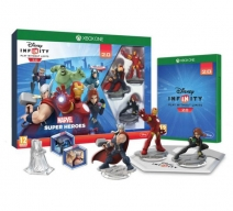 Disney Infinity 2.0. Marvel. Стартовый набор (Xbox One)