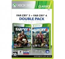 Комплект игр: Far Cry 3 + Far Cry 4 (Xbox 360)