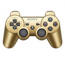 Контроллер Wireless DualShock 3 (Золотой)