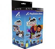 Starter Pack + EyePet и друзья (PS3)