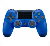 Геймпад Wireless DualShock 4 (CUH-ZCT2) Синий (PS4)