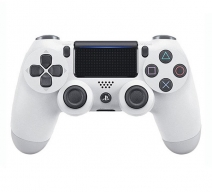 Геймпад Wireless DualShock 4 (CUH-ZCT2E) Белый (PS4)