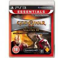 God of War. Collection 2 (PS3)