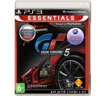 Gran Turismo 5 Essentials (PS3)