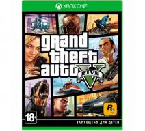 Grand Theft Auto GTA V (Xbox One)