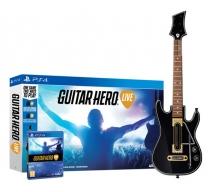 Guitar Hero Live. Гитара + игра (PS4)