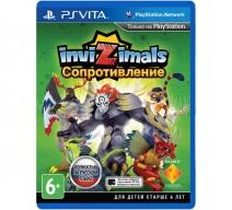 Invizimals: Сопротивление (PS Vita)