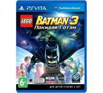 LEGO Batman 3 - Покидая Готэм (PS Vita)
