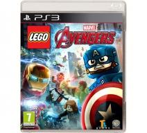 LEGO Marvel Мстители (PS3)