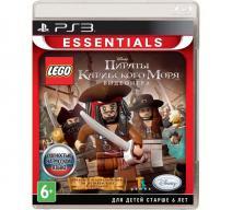 LEGO Пираты Карибского моря (PS3)