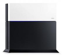 Лицевая панель Sony для PS4 (белая)