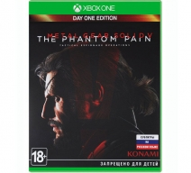 Metal Gear Solid V. The Phantom Pain (Xbox One)