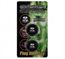Накладки на стики Jelly ProCap «Scull Ghost» (Xbox One)
