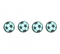 Насадки на стики «Soccer Ball» (Черно-белые)