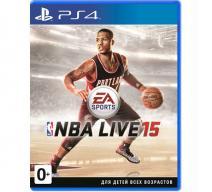 NBA Live 15 (PS4)