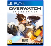 Overwatch. Origins Edition (PS4)