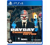 PayDay 2. Crimewave Edition (PS4)