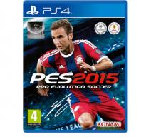 Pro Evolution Soccer PES 2015 (PS4)