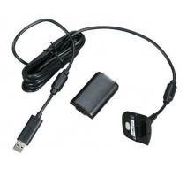 Зарядный комплект Play & Charge Kit (Xbox 360)