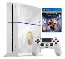 Playstation 4 500Gb белая с игрой «Destiny: The Taken King»