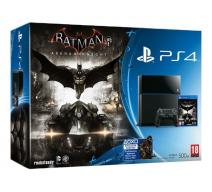 Playstation 4 500Gb (PS4) + игра «Batman: Рыцарь Аркхема»