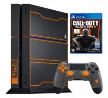 Playstation 4 1Tb лимитированная с игрой «Call of Duty. Black Ops 3. Limited Edition»