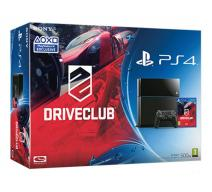 "Playstation 4 (PS4) + игра ""Driveclub"""