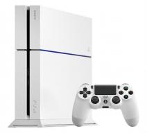 Playstation 4 500Gb белая матовая (CUH-1208A)