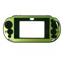 Алюминиевый корпус для PS Vita 2000 (зеленый)