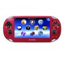 PS Vita 1001 Wi-Fi (Красная)