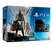 "Playstation 4 (PS4) + игра ""Destiny"""