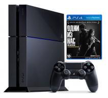 "Sony Playstation 4 (500 Gb) + игра ""Одни из нас"""